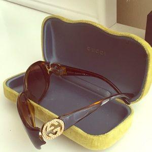 Authentic 💯 Gucci Sunglasses